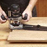 Bosch Deluxe Router Guide Ra1054 Wood Magazine