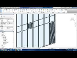 revit tips easy louver window making