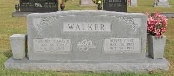 WALKER, OLIVER CLINT - Washington County, Arkansas | OLIVER CLINT ...