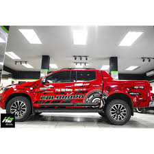 Ford Ranger Vinyl Graphic Decals Kit 008