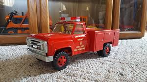 Our Squad 51 Truck Has Decals Now Some Tonka Ted S Restorations Facebook