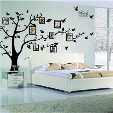 Black Tree Wall Decal Stickers Discounted Rugs
