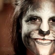 how to do cat face makeup howcast