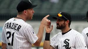 Baseball needs a good beef. So former White Sox players Adam Eaton ...