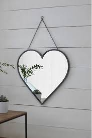 heart mirror from the next uk