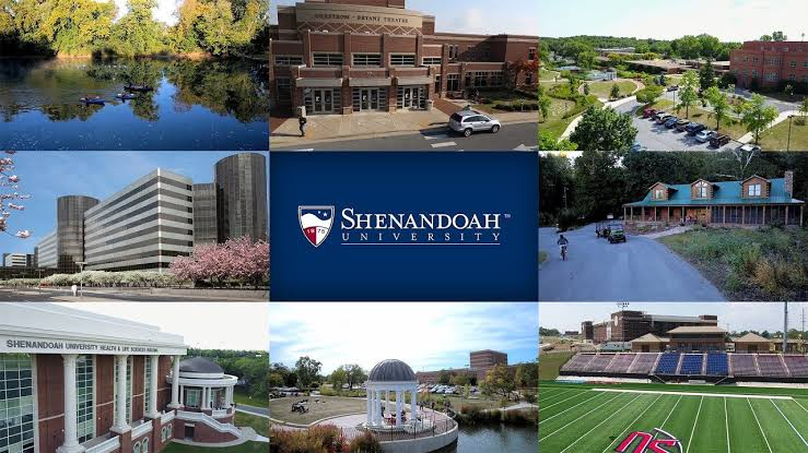"Hasil gambar untuk Shenandoah University di Virginia"""