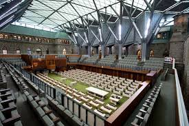 inside look at the new house of commons