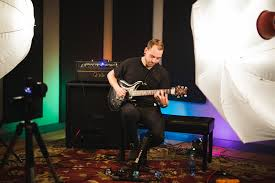 Aaron Marshall of Intervals Visits the PRS Studio!