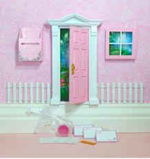 Opening Fairy Doors Pink Fairy Door Set Hushkids Gift Store