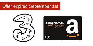 amazon gift card voucher offer