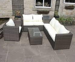 modular corner sofa outdoor garden