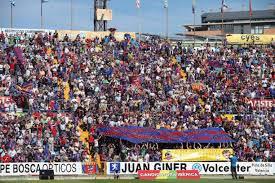 Puertas Habilitadas Del Estadio Donde Los Abonados Podran Recoger