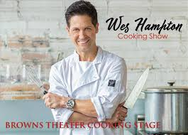 Wes Hampton - Cooking Show
