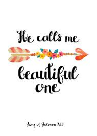 he calls me beautiful one song of solomon best quotes for