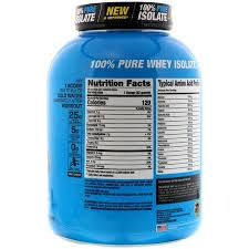bpi sports pure isolate protein