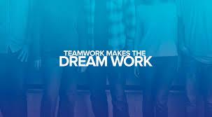 teamwork dream work hd wallpaper