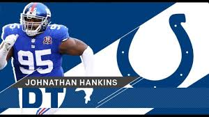 Johnathan Hankins Welcome to the Colts 2017 - YouTube