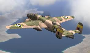 B-25C Generic N Africa skins - Group Markings / B-25 Mitchell ...