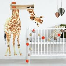 Animals Wall Decals Wall Decor The Home Depot