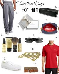 top 10 valentines day gifts for him