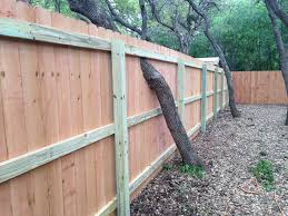 6 Foot Cedar On Treated Pine Frame Wood Fence Wood Privacy Fence Fence Design