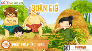 Quận Gió - Cổ Tích Việt Nam - Phim Việt Nam