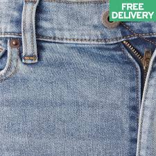 jack wills skinny jeans pale blue w30