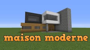 minecraft ment faire une maison