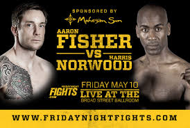 Spotlight On: Aaron Fisher v Harris Norwood | Friday Night Fights