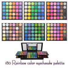 multi colored 180 color eyeshadow
