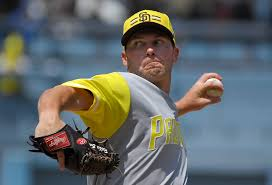 MLB's Pirates designate Robbie Erlin for assignment | Local Roundup – Santa  Cruz Sentinel