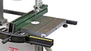 General International Excalibur Universal Bandsaw Rip Fence 90 075 Finewoodworking