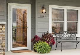 benefits of installing storm doors pella