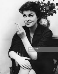 Irish actress Constance Smith , 10th March 1960. News Photo - Getty Images