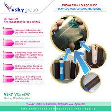 Dịch vụ Sửa chữa Máy lọc nước Gia đình 24/7 – www.vskygroup.com