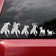 Marvel Superhero Family Car Decals Family Car Decals Superhero Family Family Car Stickers