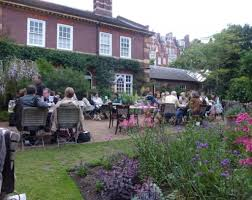 the chelsea physic garden the