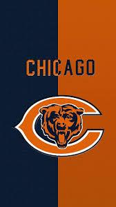 chicago bears iphone wallpaper 360x640