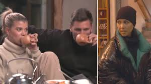 Sofia Richie Makes Her Awkward 'KUWTK' Debut and Scott Disick Is ...
