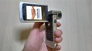 Old Phones. Nokia N90 - YouTube