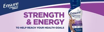 high protein nutrition shake vanilla 8