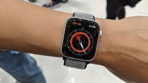 Apple Watch Series 5 Hands On With The New Generation Smartwatch The Verge