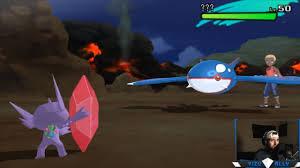 Mega Sableye Full Ghost Team Pokemon Sun Moon: Wi-Fi Battle vs ...