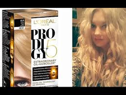 l oréal paris prodigy natural blonde