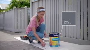 How To Repaint A Picket Fence Youtube