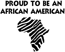Amazon Com Proud To Be An African American Car Decal Laptop Wall Sticker Automotive