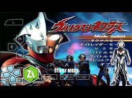 ultraman fighting evolution 0 mod