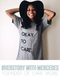HerStory Mercedes Smith, Founder of Care More — Alisha Nicole