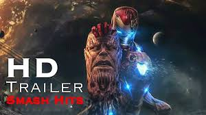 The Avengers End Game Trailer ...
