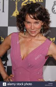 US actress Jennifer Grey arrives for the 25th Film Independent ...